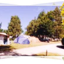 Emplacements pour caravanes et tentes